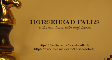 Horsehead Falls Business Card